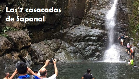 Las Siete Cascadas del Sapanal