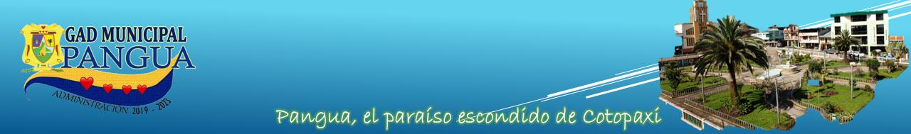 GAD MUNICIPAL DE PANGUA